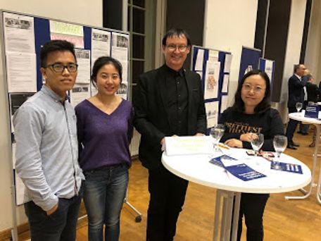 GFA & Lions Club International @ University of Mannheim, November 7th, 2018
