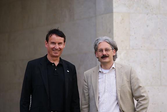 GFA goes Art mit Dr. Siebert im House of Finance am 14.06.2011