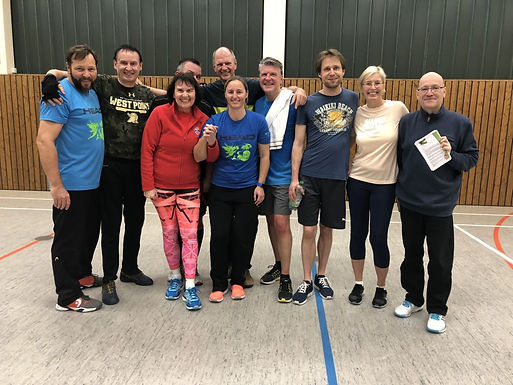 Boxing meets Tennis with Boxing Coach Dr. Trummer, January 30th, 2018