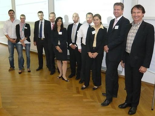 GFA-Premium-Partner Citi zu Gast mit Unternehmenspräsentation im House of Finance am 17.06.2010