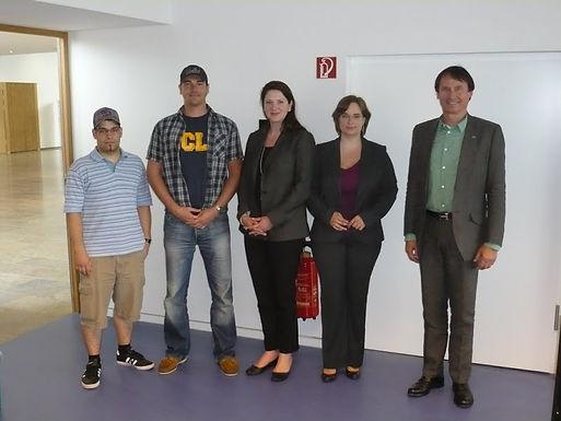 GFA LifeLongLearning-Workshop mit Deutsche Bildung AG am 08.06.2010
