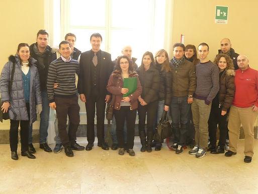 GFA meets Universita degli Studi di Catania
