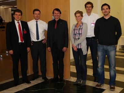 McKinsey & Company mit Fachvortrag im House of Finance am 30.11.10