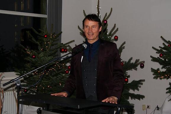 GFA-Weihnachtsfeier am 14.12.2010 im Casinogebäude auf dem Campus Westend