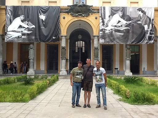 GFA at Universita degli Studi di Palermo am 04.09.2014