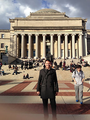 Dr. Trummer bei Columbia Business School in New York, USA, März 2013