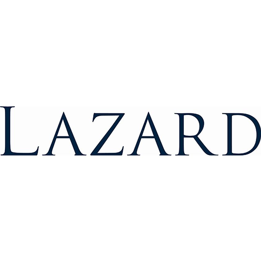 Guest Lecture Lazard