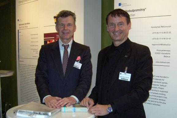 GFA zu Besuch auf dem Herbstforum des Deutschen Eigenkapitalforums am 09.11.09 in Frankfurt