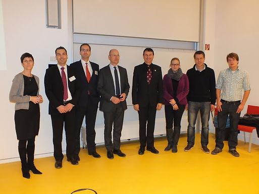 GFA-Premium-Partner Rothschild mit Fachvortrag im Hörsaalzentrum auf dem Campus Westend am 02.02.12