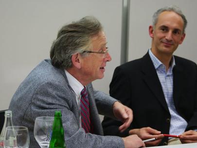 1. GFA Finance Talk im House of Finance mit Prof. Dr. Hannes Rehm am 01.12.10