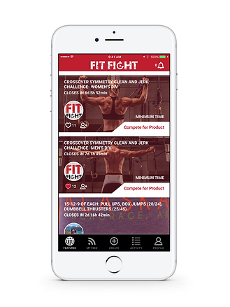 App Store - FitFight