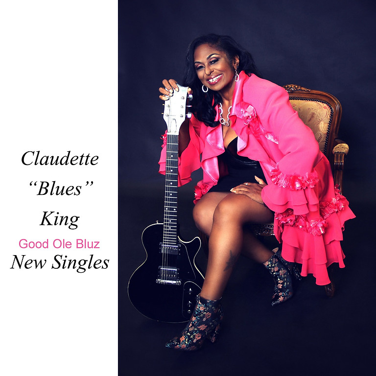 The BB King Blues Band Feat. Michael Lee & Claudette King