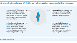 UN brief: COVID-19 AND VIOLENCE AGAINST WOMEN AND GIRLS: ADDRESSING THE SHADOW PANDEMIC