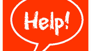 In Need of Help?