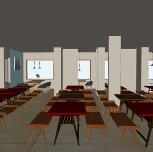 Institute Dining Hall