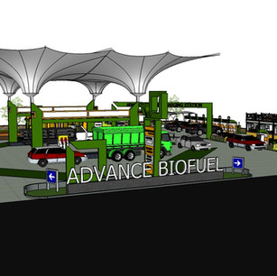 Bio-Fuel Station