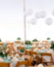 Tienda de la boda