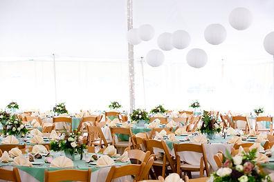 Hochzeits-Zelt