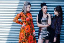 Rachel Nottingham, Eleanor Burke & Lauren Cornelius