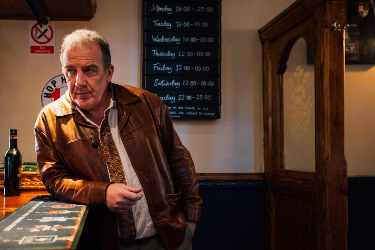 Peter McManus as 'Billy'