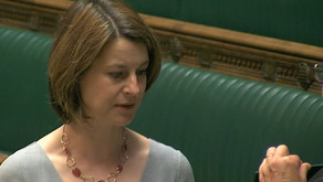 Helen Hayes is sworn in as MP for Dulwich & West Norwood