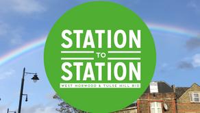 Station to Station February 2020 newsletter