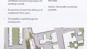 Greencourt Property Group public consultation meeting about 6 Lansdowne Hill Tuesday 31st October