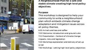 SAVE THE DATE! Tues 21st May 6.30pm. NPA invites you to a CSE (Centre for Sustainable Energy) worksh