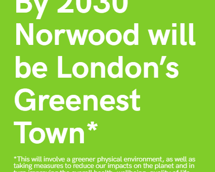 Norwood Green-Town Plan, Plan review workshop 18th February @Rosemead School 6.30pm - 9pm