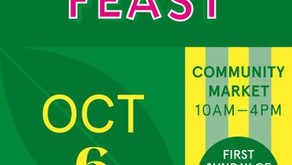 FEAST October 6th 2019