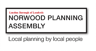 Lambeth Local Plan consultation Thursday 19th October 9-11am