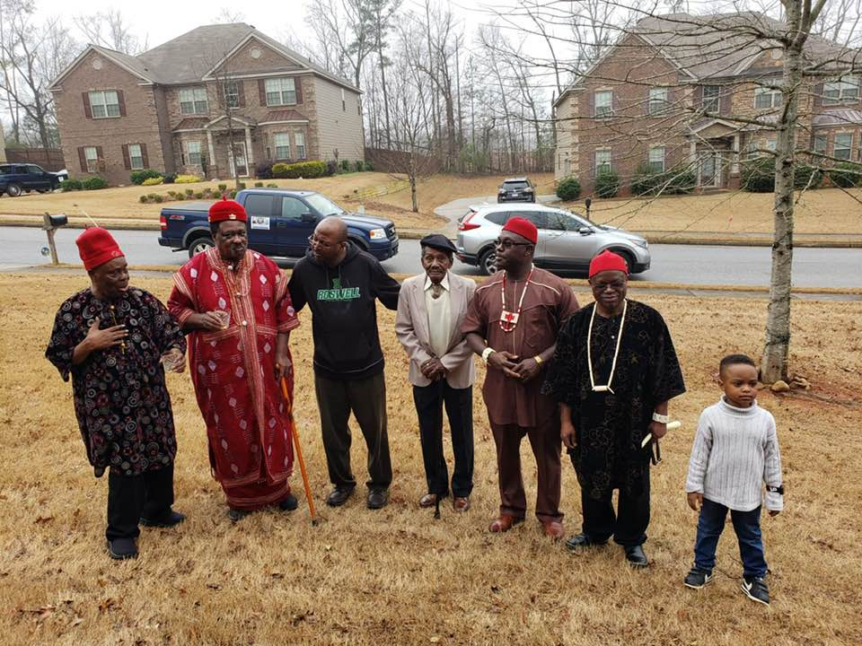 The Igbo Men