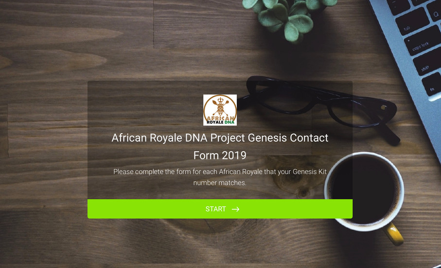 How to Check Genesis.Gedmatch.com for African Royale DNA Project Matches ~ Updated 27 Mar 2019