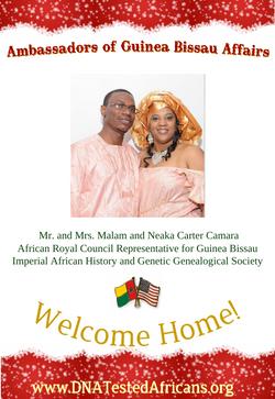 Malam Family Mandinka of Guinea Bissau
