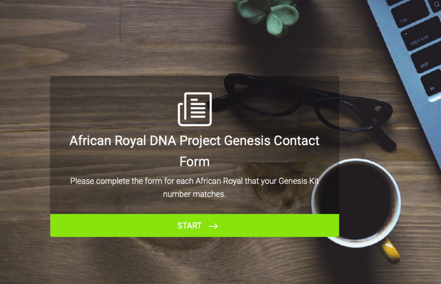 How to Check for African Royal DNA Matches 2019 ~ Update