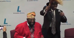 George Clinton Reciving His Name