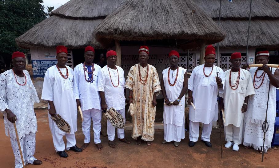 The New Yam Festival in Eri Kingdom