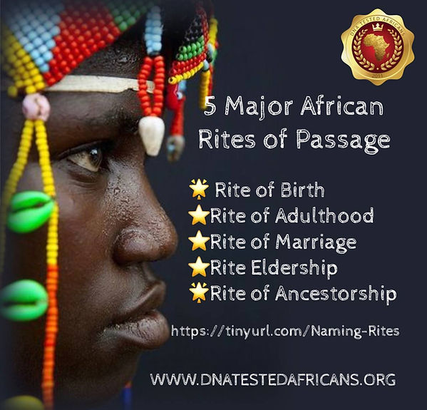 5 Major African Rites.JPG