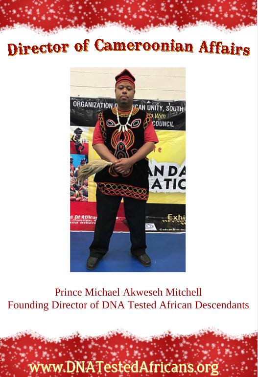 Prince Michael Akweseh