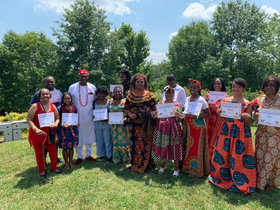 Igbo Naming Ceremony