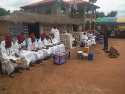 Eze Eri and Council New Yam Festival 24 Aug 2016