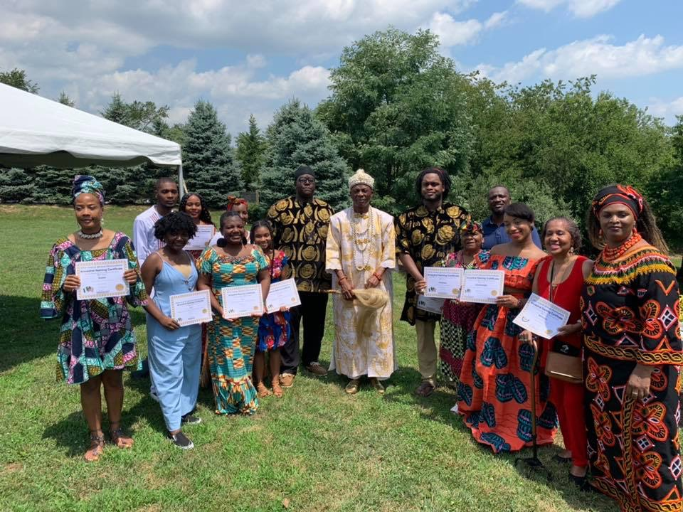 Igbo Naming Ceremony 22 July 2019