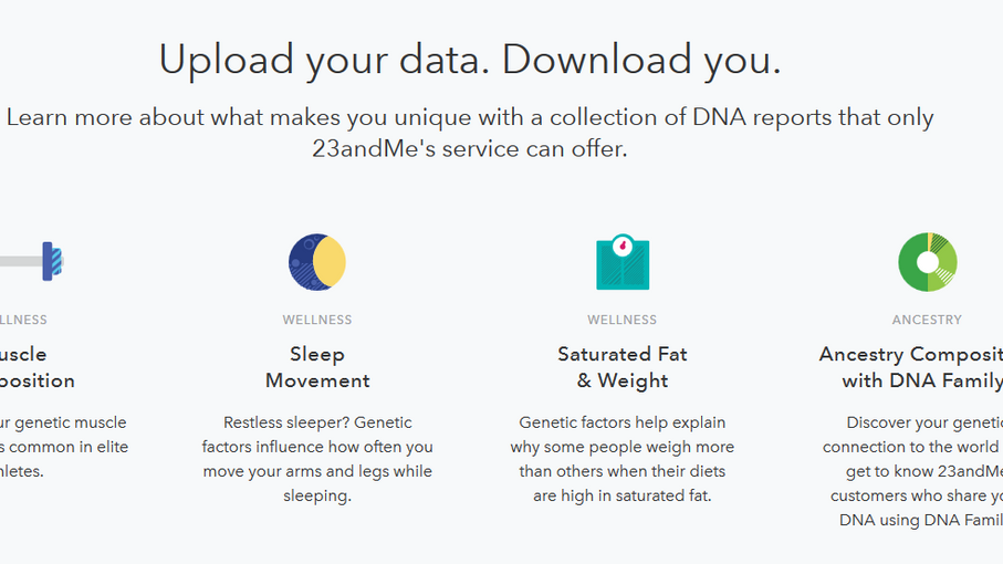Upload DNA Raw Data from Ancestry to 23andme