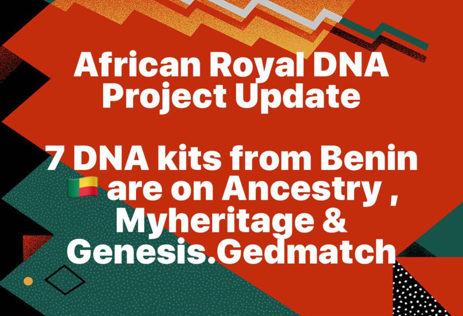 What's New With DNA Tested Africans in March 2018