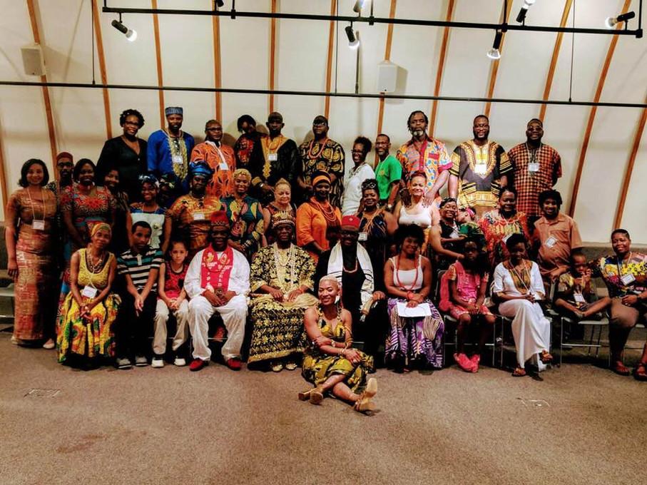 African Royal DNA News