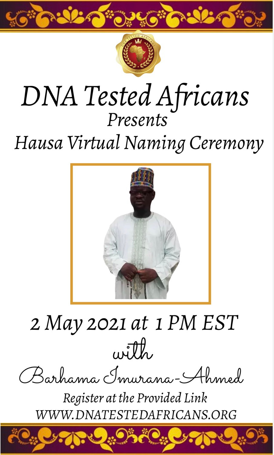 Hausa Naming Ceremony Added