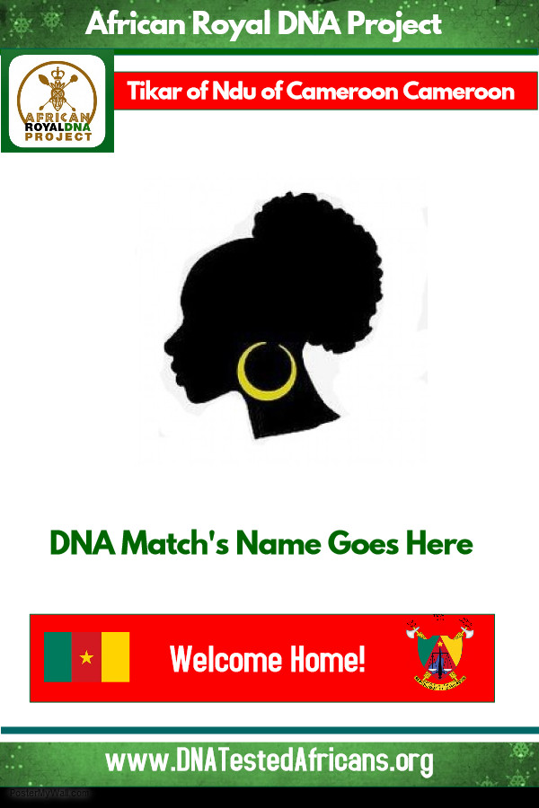 More DNA Matches in 2018!