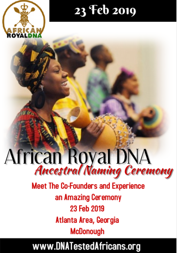 Igbo Naming Ceremony 23 Feb 2019 in McDonough, Georgia