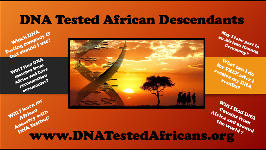 Honoring the Great Work in DNA Testing and Reconciliation