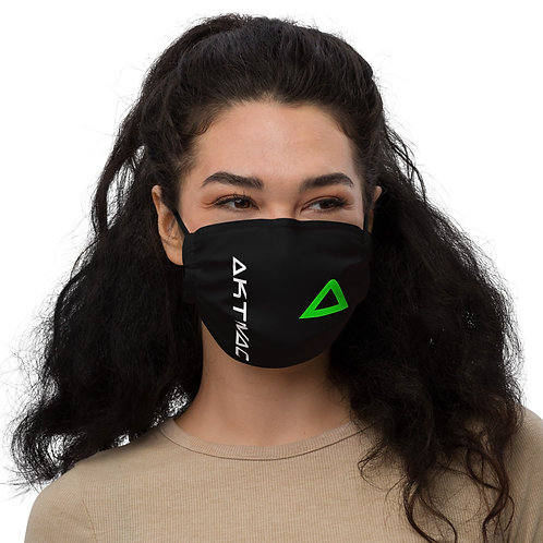 AKTIVAO-BLACK Premium face mask